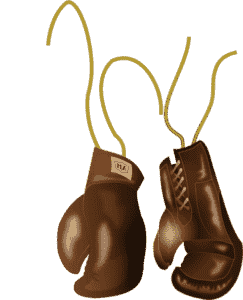 Боксерские перчатки будут интересны мужчине спортсмену