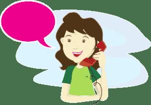 Правила общения с мужчиной по телефону