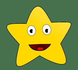 Улыбающаяся звезда