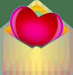 Любовное письмо для мужа от жены